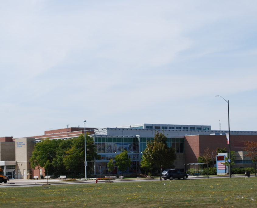 St Aloysius Gonzaga Secondary School and Erin Meadows Community Centre