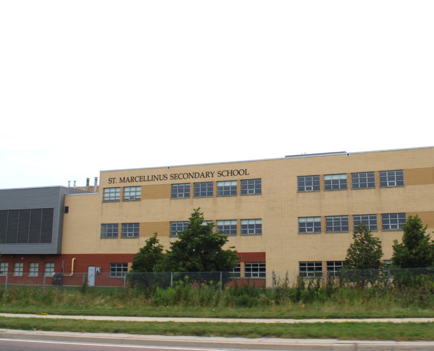 Picture of St Marcellinius one of the top high schools in Mississauga