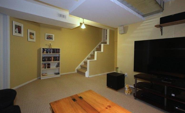 1523 Pinecliff basement