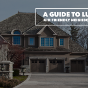 luxury kid friendly neighbourhoods in mississauga
