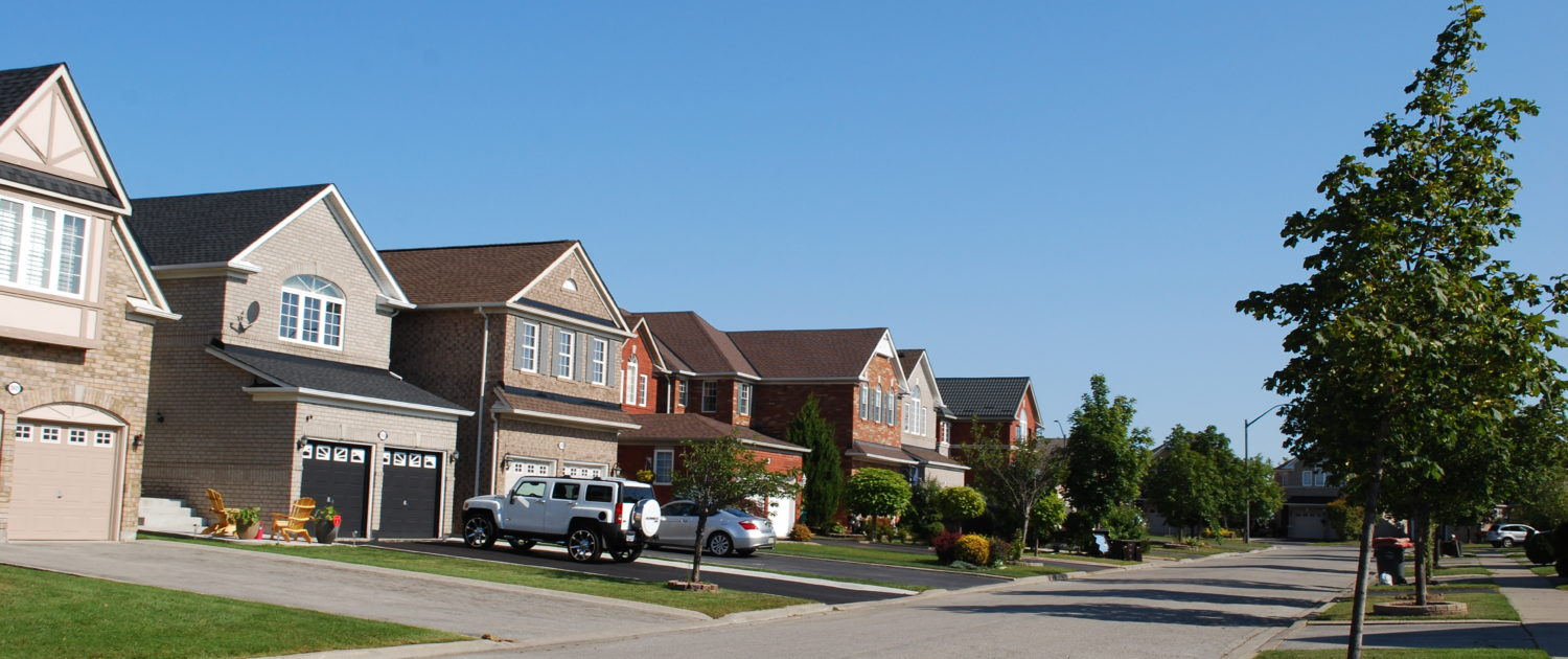 Lisgar is the best area to get an affordable family home in Mississauga