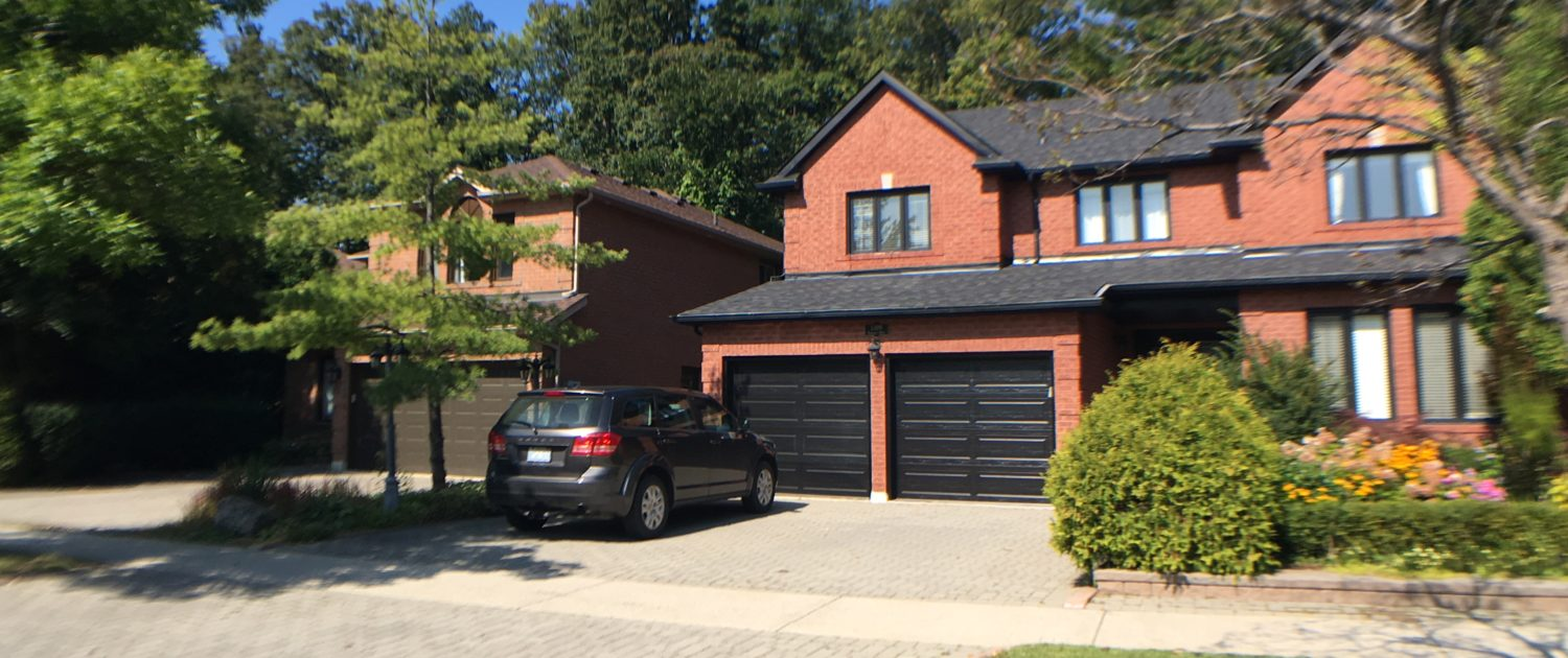 large houses in East Credit Mississauga