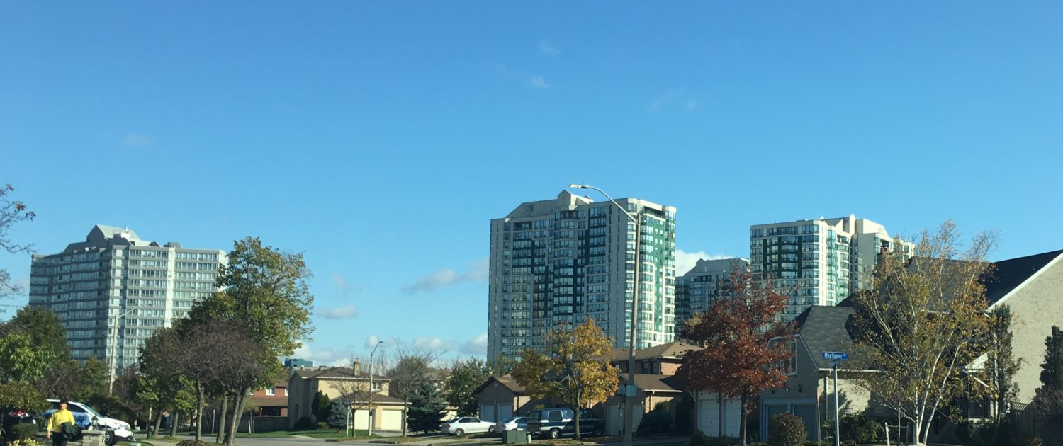 Tucana crt Condominiums in Mississauga