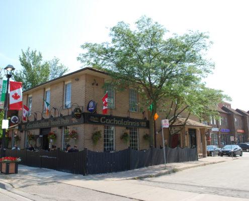 Chuchulainn's Irish pub Streetsville