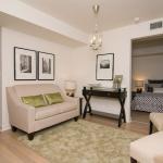 Home staging small condo