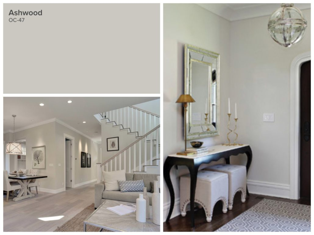 Top 10 Paint Colours Ashwood