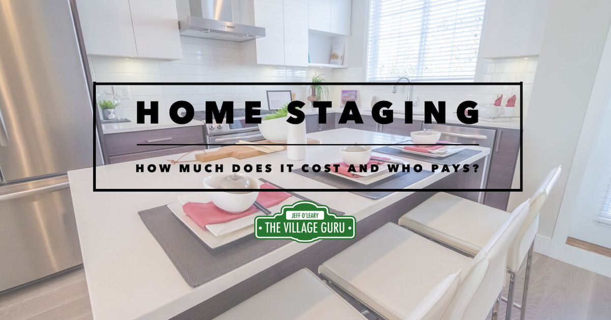 what is home staging how much does it cost and who pays the village guru. Black Bedroom Furniture Sets. Home Design Ideas