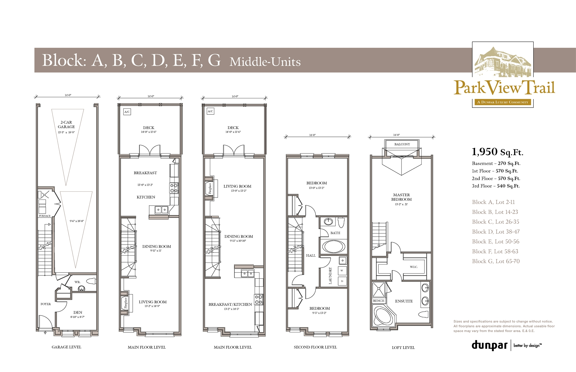 Sold executive townhome in applewood mississauga the for Parkview homes floor plans