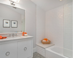 5 Upgrades to Avoid White Bathroom 1