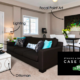 home staging a small space