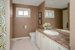 Erin Mills Bathroom After Kitchen Remodel