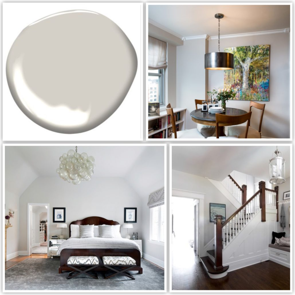 Benjamin Moore Paint Colour Abalone