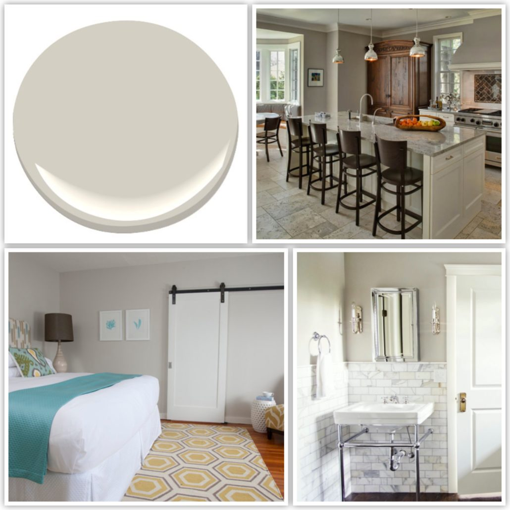 Benjamin Moore Paint Colour Collingwood