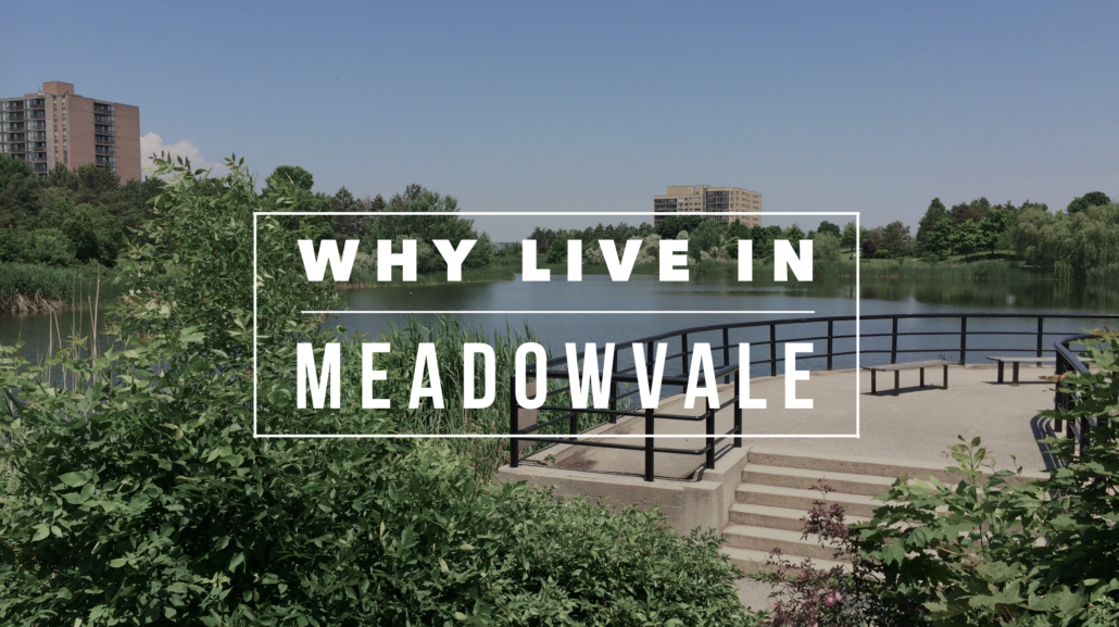 An article about living in Meadowvale, Mississauga