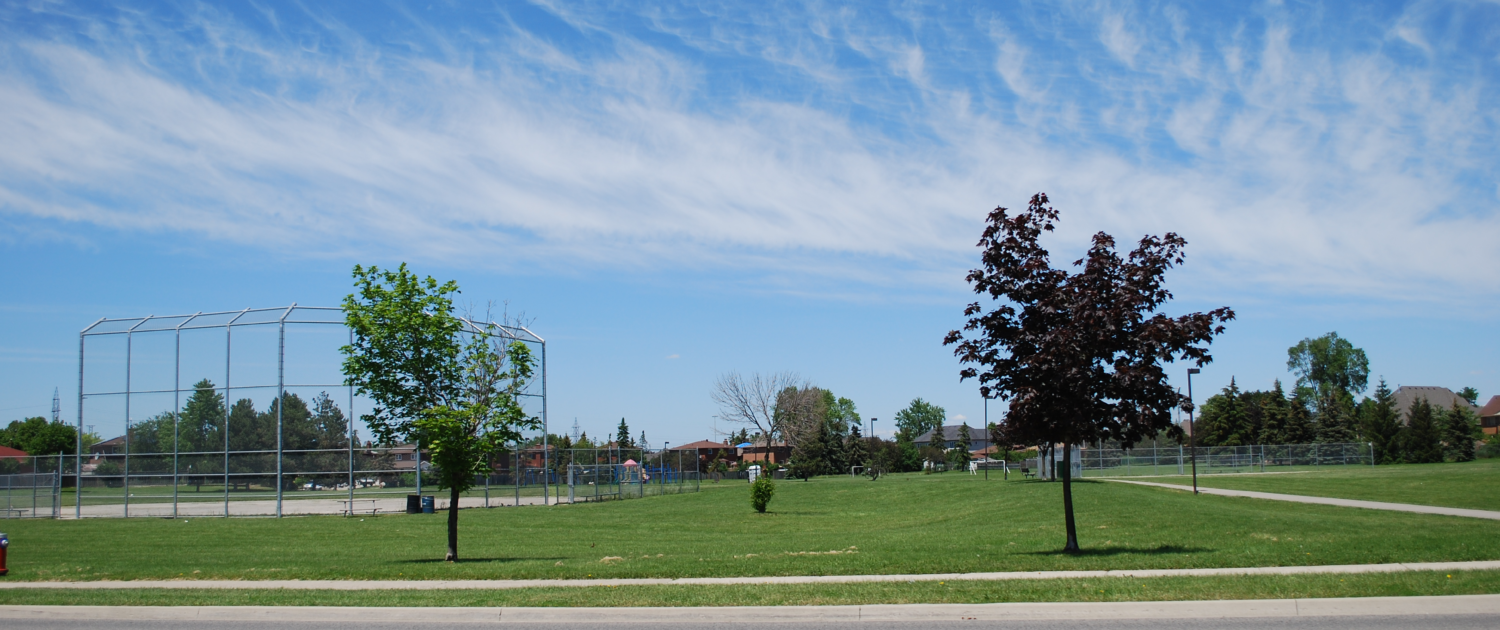 Meadow Glen Park on Rathburn Rd E in Mississauga