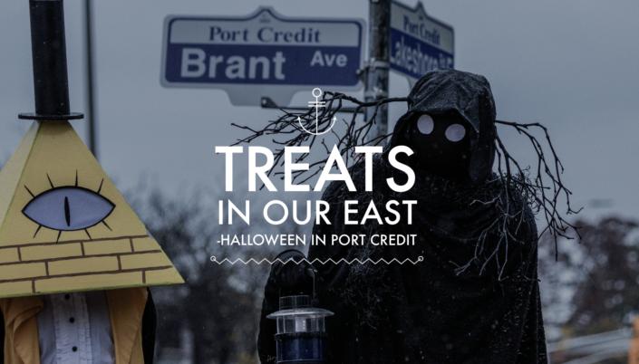 Halloween in Port Credit