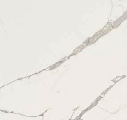 White Kitchens Calcatta Laza Quartz Countertop