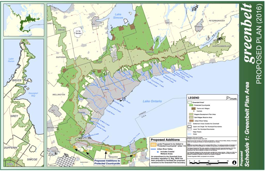 Ontario Greenbelt