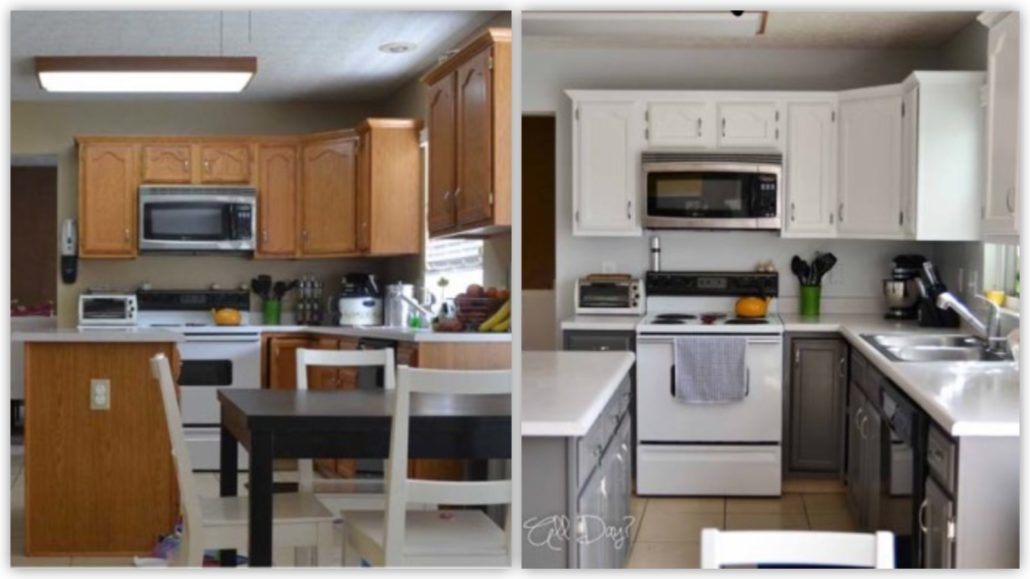 Buy a Big House painted kitchen cabinets1