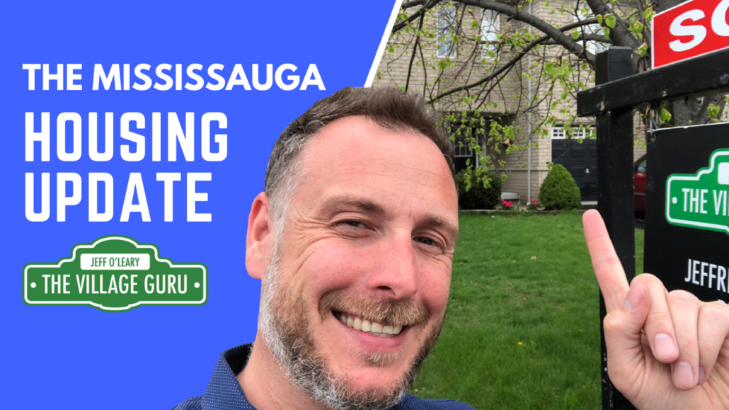 The Mississauga Housing Market Update