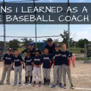 Jeff O'Leary Baseball coach