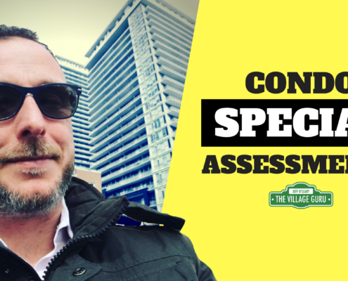 Special Assessment in a condo