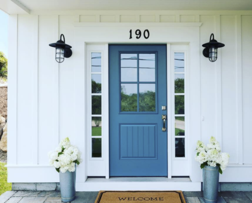 Front Door Focal Point add value to your home